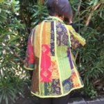 Made by Ann S. in Kantha Cloth