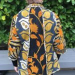 Made by Sue K. in Kantha Cloth